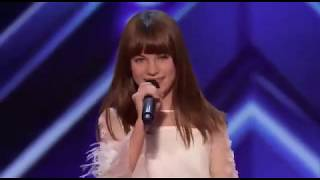 "Charlotte Summers - ""I Put a Spell on You"" - First Audition in America´s Got Talent 2019"