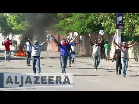 New tax hikes ignites violent street protests in Haiti