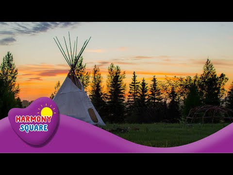 Native Peoples Of The Plains - Exploring Our Past On The Learning Videos Channel