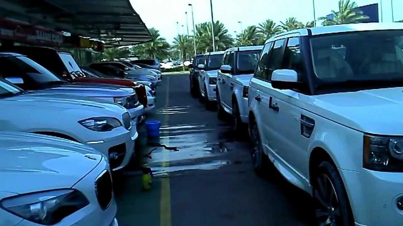 Dubai Al Awir Car Market Youtube