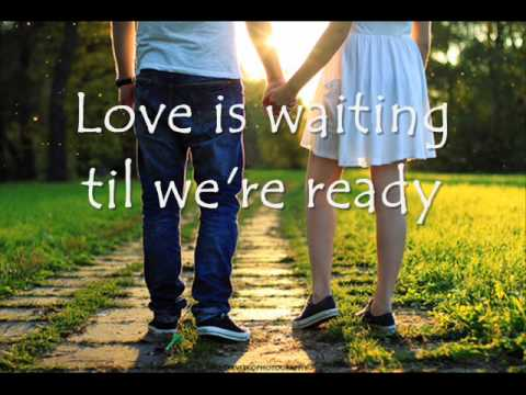 Love is Waiting by Brooke Fraser