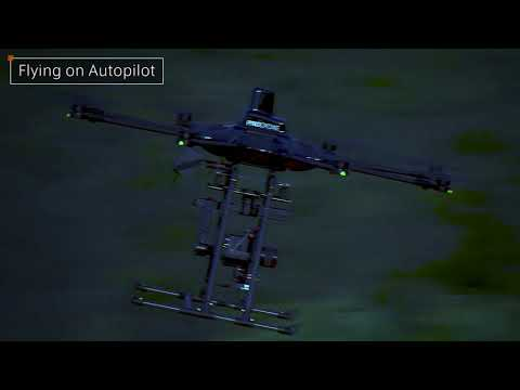 [PRODRONE]PD8-AW-HS: Night Surveyor with English subtitles