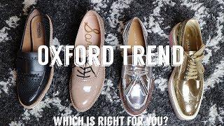 OXFORD TREND: High VS Low & Prada Platform Brogues