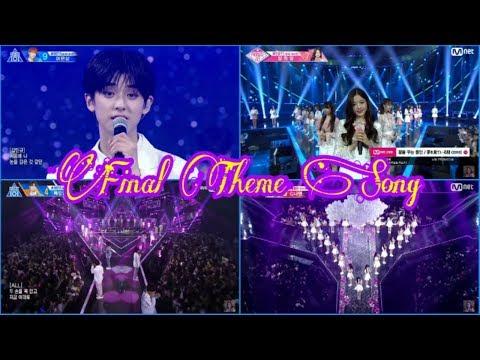 PRODUCE X 101 FINAL SONG    ALL Season 😭