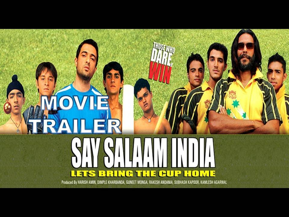 Say Salaam India Movie Trailer YouTube