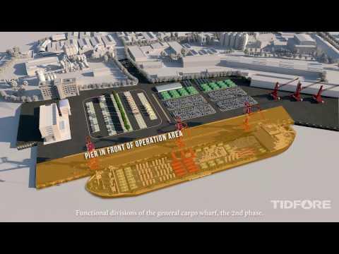 Port of Freetown (Queen Elizabeth II Quay), Sierra Leone - Renovation/Extension Project streaming vf