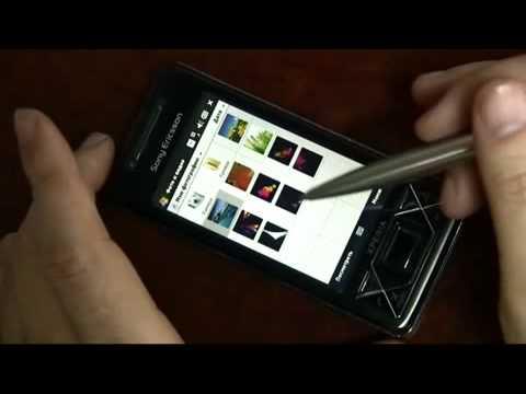 Sony Ericsson XPERIA X1 Review