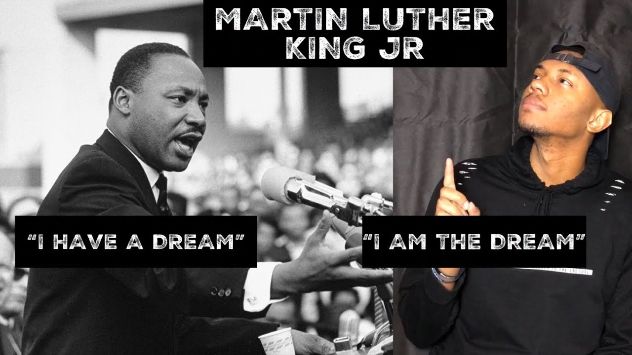 Martin Luther King Jr 2018 I Have A Dream I Am The Dream