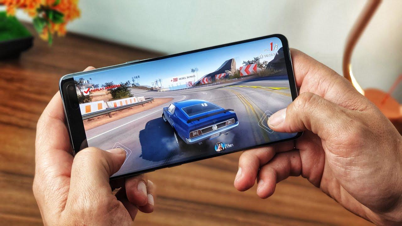 5 JOCURI COOL de jucat pe un telefon cu ecran MARE !