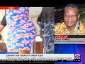 Death Of Deputy NEIP CEO - News Desk on Joy News (29-5-18)
