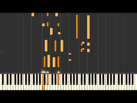 I Got Rhythm - Jazz piano solo tutorial