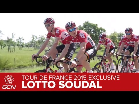 Team Lotto Soudal Exclusive Interview | Tour De France 2015
