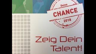 Azubi-Speed-Dating 2018: Zeig Dein Talent!