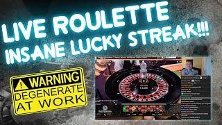 Crazy Roulette Luck!! JACKPOTS!!!