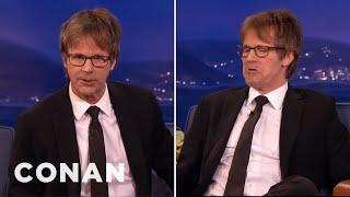 Dana Carvey Impressions: Liam Neeson & Scarface At Thanksgiving  - CONAN on TBS