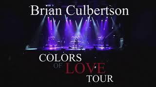 Brian Culbertson Colors of Love Arrives Thu, Apr 19
