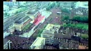 JOSIP BROZ TITO 4.maj 1980 najveća  sahrana u istoriji čovečanstva
