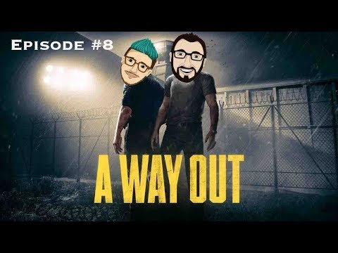 A Way Out w/ Wade and Derek - Ep. 8 - Gone Fishin'