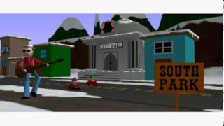South Park Rally [N64] Title Intro