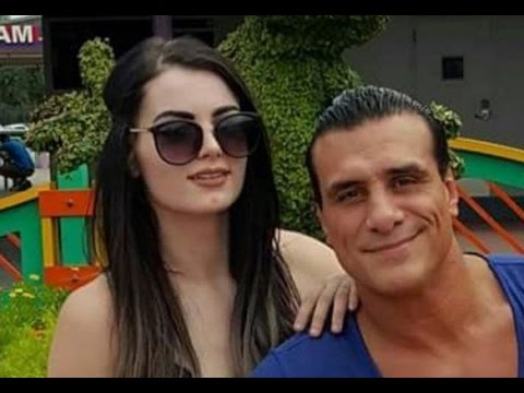 WWE Top 5 Reasons Why PAIGE is Dating ALBERTO Del Rio