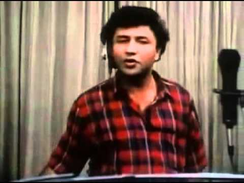 Amitabh Bachchan Recording Dont Worry Be Happy Song For TOOFAN 1989