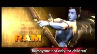 Ramayana in 3D