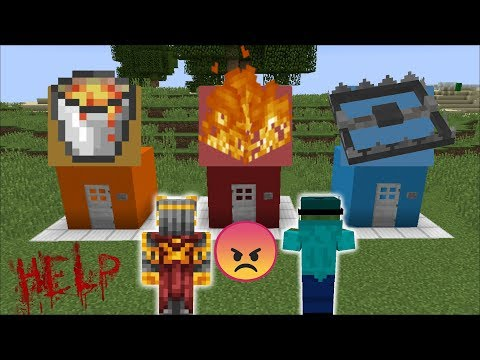 don't-choose-the-wrong-spooky-trap-house-in-minecraft!!-mark-friendly-zombie-helps!!-minecraft-mods