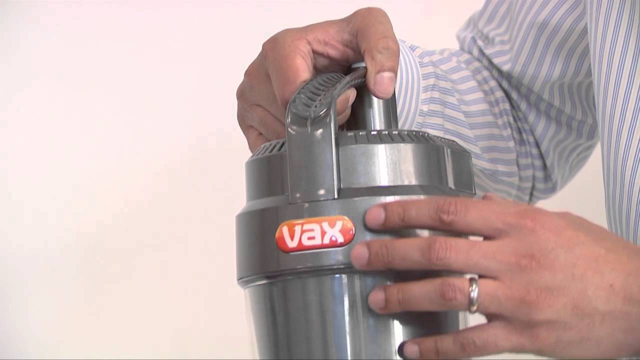 Vax Air Upright Vacuum Cleaner Let S