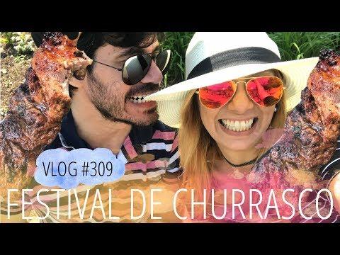 Festival de Churrasco em Toronto | DAILY VLOG #309