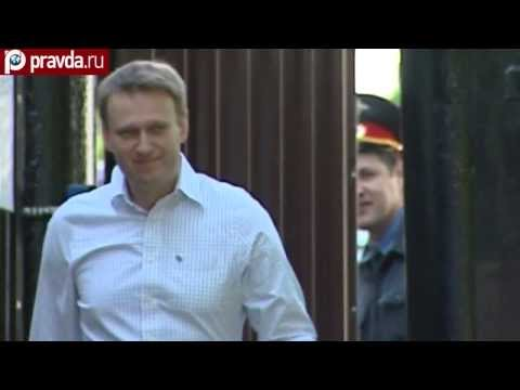Alexei Navalny financed from abroad