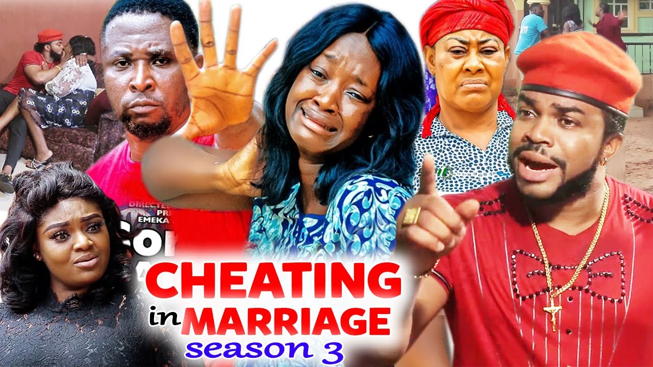 Download CHEATING IN MARRIAGE SEASON 3 (Trending New Movie)Luchy Donald  2021 Nigerian Blockbuster Movie 720p