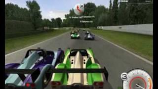 Race 07 - prezentacja gry