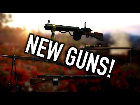 🔴 BATTLEFIELD 1 LIVE - GAMEPLAY MULTIPLAYER - SPRING UPDATE UNLOCKING NEW GUNS!!!