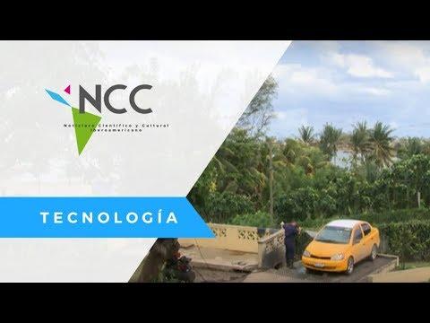 Sistema de lavado de autos con agua reciclada - CUB - XINHUA / Tecnología / NCC 27 / 12 02 18