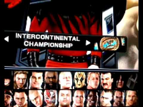 How To Challenge For Any Title In Wwe Svr 2011 In Play Mode.MOV