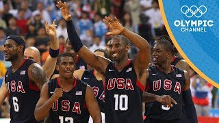 Best of Team USA Basketball at the Olympic Games!