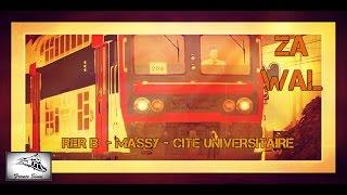 Train Simulator 2017/  RER B  - By Zawal / Massy - Cité Universitaire/ VB2N