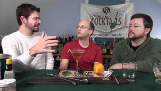 How To Make The Manhattan Cocktail