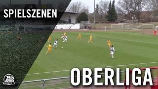 ETB SW Essen - TSV Meerbusch (Oberliga Niederrhein) - Spielszenen | RUHRKICK.TV