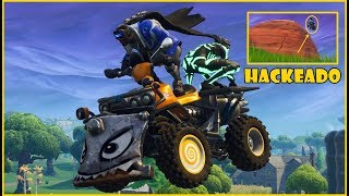 DO WE VOLAMOS WITH QUADTACLISMO, HACKED? FORTNITE: Battle Royale