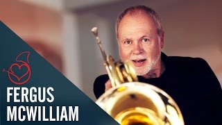 Fergus McWilliam live in Berlin on Sarah´s Horn Hangouts