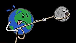 तो इस कारण हम धरती से चाँद का पिछला हिस्सा नहीं देख पाते।Why Do We Only See One Side of the Moon?