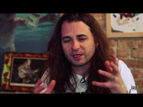 Mike Schleibaum of Darkest Hour: The Sound and The Story (Short)