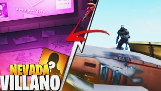 NEW SECRETS OF LINCE and CERTERO in NEVADA FORTNITE: Battle Royale