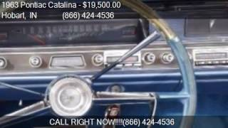1963 Pontiac Catalina Convertible for sale in Hobart, IN 463