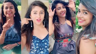 Tu Chalti thi Jab Aise Palke Jhukake - Viral Girl -Tiktok Musically Trending Video Compilation Part2