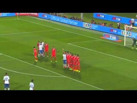 ИТАЛИЯ - МАЛЬТА 1 - 0  Квалификация Евро 2016