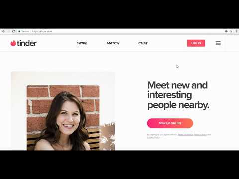 Tinder For PC: How To Use/Get Tinder On PC | Windows 7/8/10 | Mac PC