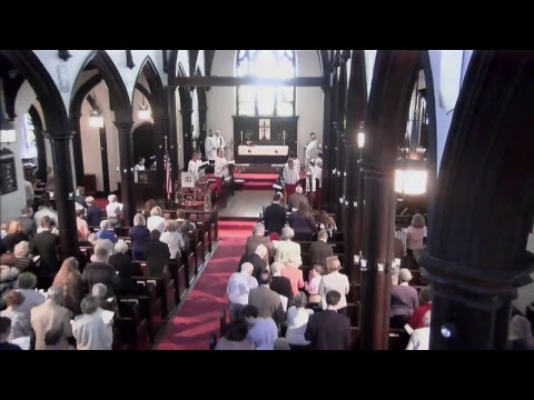 Full Service 10:15  April 2, 2017 (The Fifth Sunday in Lent)