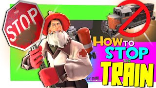 TF2: How to stop the train [FUN]